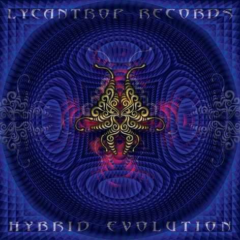Lycantrop Records - .Various - Hybrid Evolution