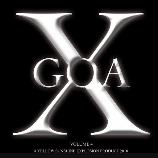 Yellow Sunshine Explosion - .Various - Goa X Vol 4