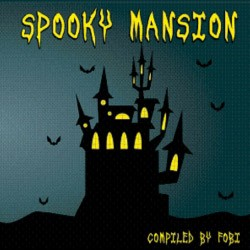 Psybertribe Records - .Various - Spooky Mansion