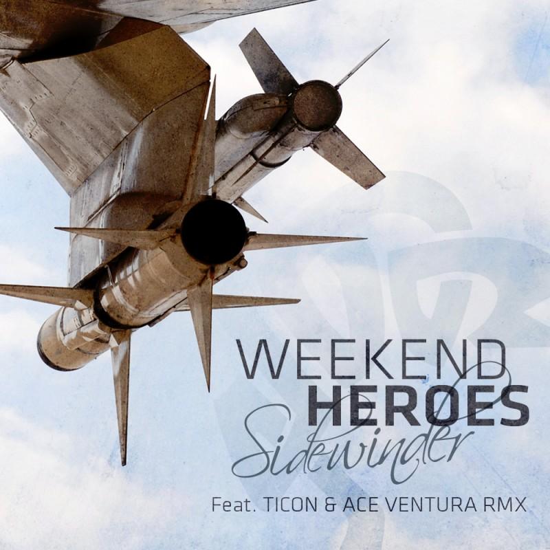 Iboga Records - WEEKEND HEROES - Sidewinder