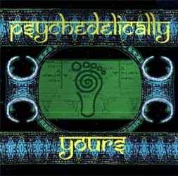 Parvati Records - .Various - psychedelically yours