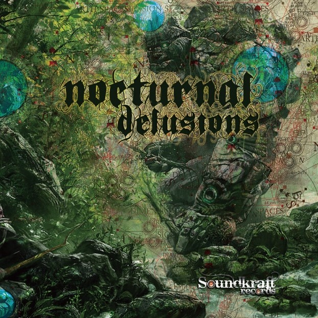 Soundkraft Records - .Various - Nocturnal Delusions