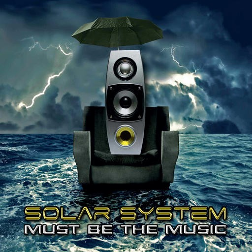 Spun Records - SOLAR SYSTEM - Must Be The Music