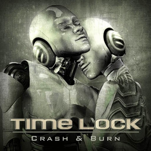 Phonokol Records - TIMELOCK - Crash and Burn