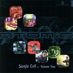 Atomic Records - .Various - single cell vol. 2