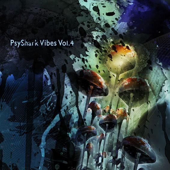 Psyshark Records - .Various - PsyShark Vibes 4