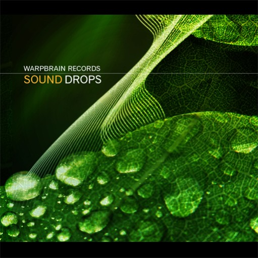 Warp Brain Records - .Various - Sound Drops
