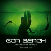 Yellow Sunshine Explosion - .Various - Goa Beach Vol 13 - Compiled by DJ Chris-A-Nova