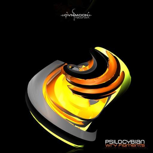 Ovnimoon Records - PSILOCYBIAN - Wry Figments