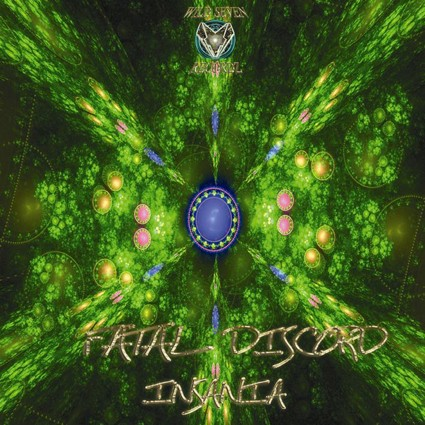 Wild Seven Recordz - FATAL DISCORD - Insania