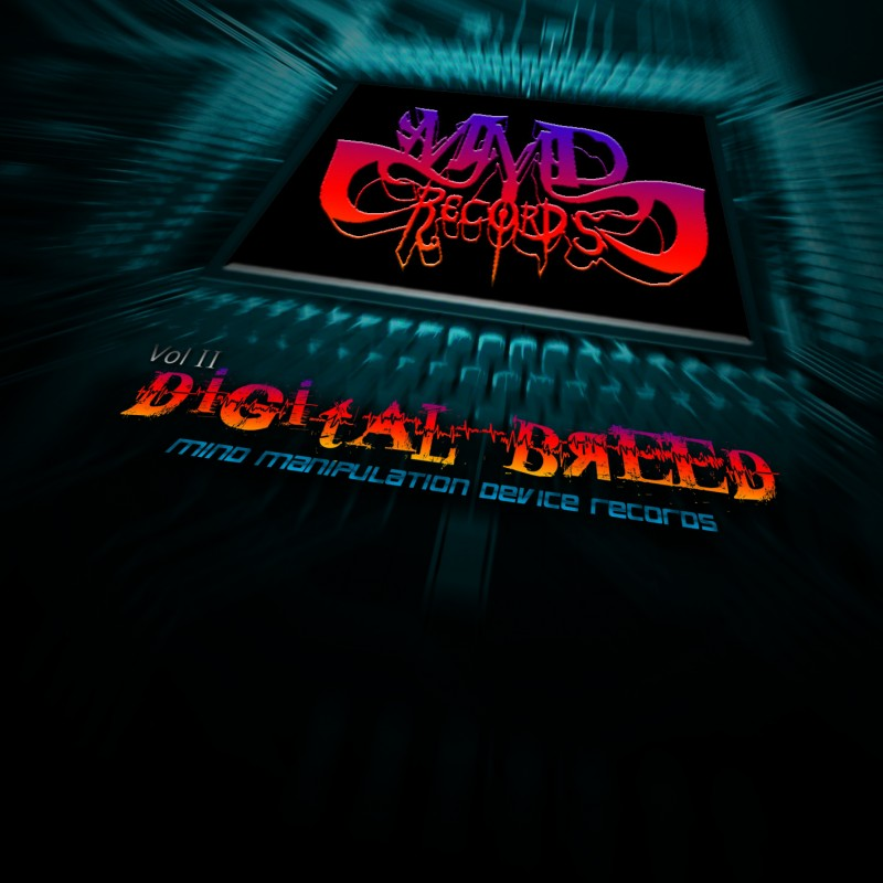 MMD Records - .Various - Digital Breed Vol II - Digital EP