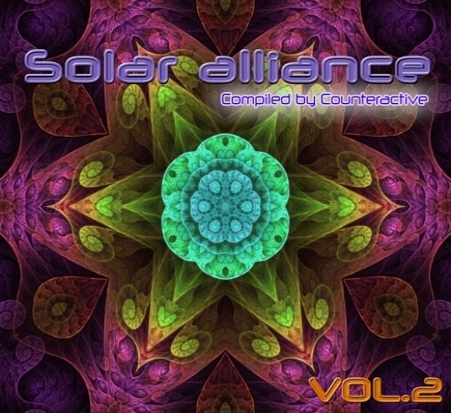 Side Wave Records - .Various - Solar Alliance vol II