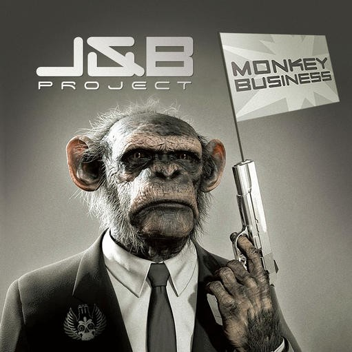 Amplidudes Records - JANDB - Monkey Business