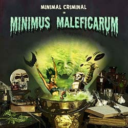 Cosmic Conspiracy Records - MINIMAL CRIMINAL - minimus maleficarum