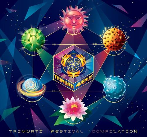 Trimurti Records - .Various - Trimurti Avenue