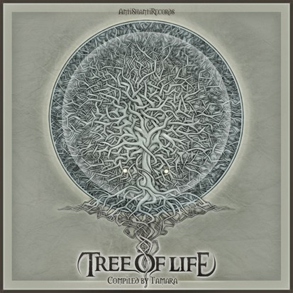 Antishanti Records - .Various - Tree Of Life