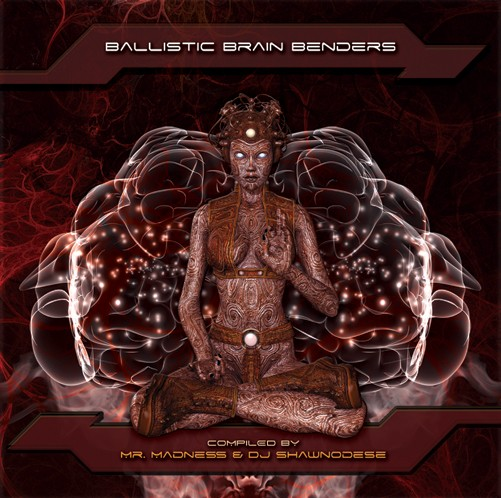 Mind Funk Records - .Various - Ballistic Brain Benders