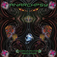 Goanmantra Records - .Various - Anarchpsy
