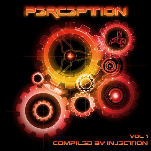 DNA Records - .Various - Perception Vol 1