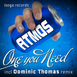 Iboga Records - ATMOS - One You Need
