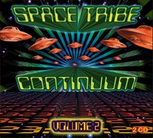 Space Tribe Music - .Various - Space Tribe Continuum Vol 2