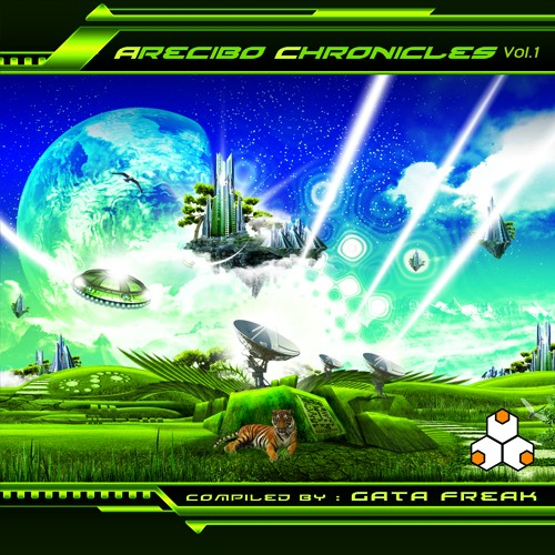 Fractal Records - .Various - Arecibo Chronicles Vol. 1