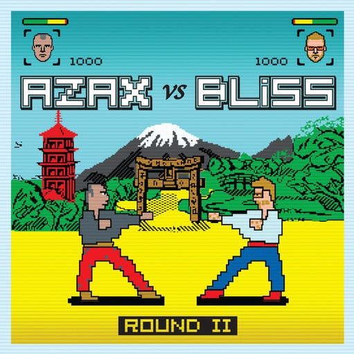Drive Records - AZAX SYNDROM VS. BLISS - Round 2