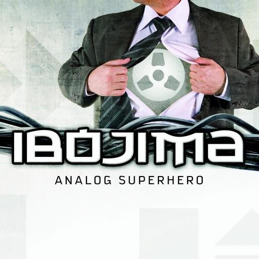 Hyperflow Records - IBOJIMA - Analog Superhero