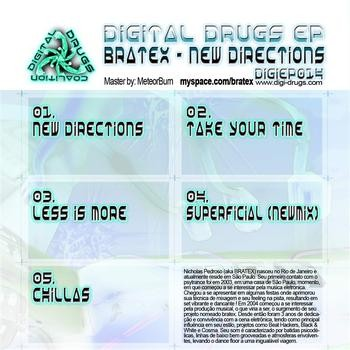 Digital Drugs Coalition - BRATEX - New directions
