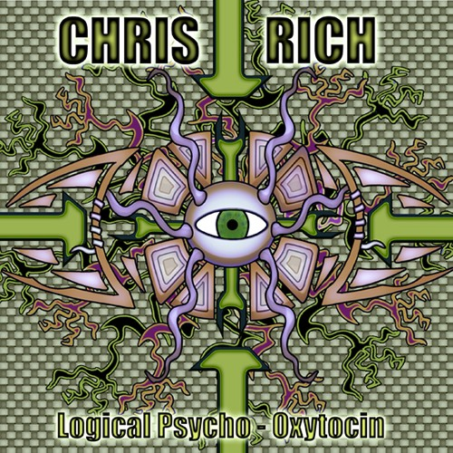D-A-R-K- Records - CHRIS RICH - Logical Psycho-Oxytocin