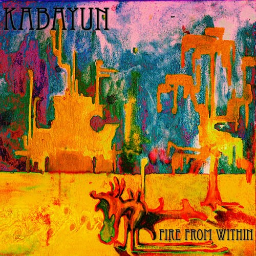 D-A-R-K- Records - KABAYUN - Fire From Within