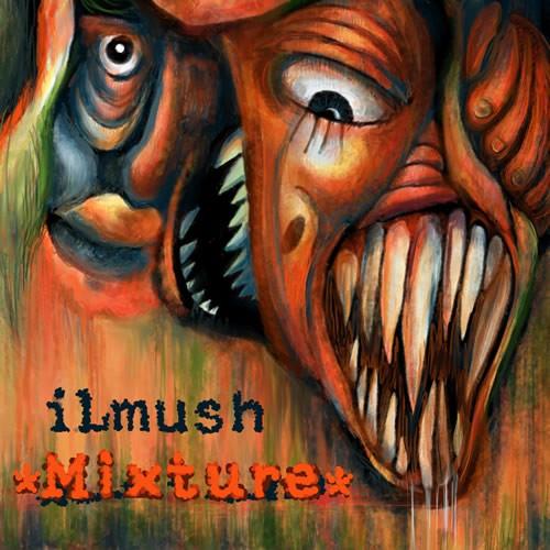 D-A-R-K- Records - ILMUSH - Mixture