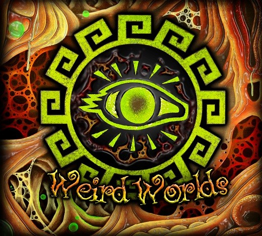 Real Vision Music - .Various - Weird Worlds