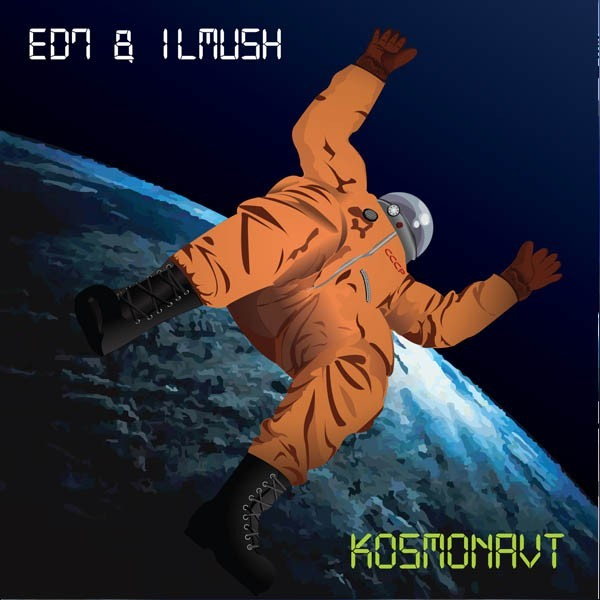 Node3 Records - ED7 & ILMUSH - Kosmonavt