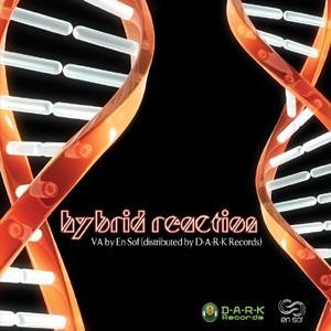 D-A-R-K- Records - .Various - Hybrid Reaction
