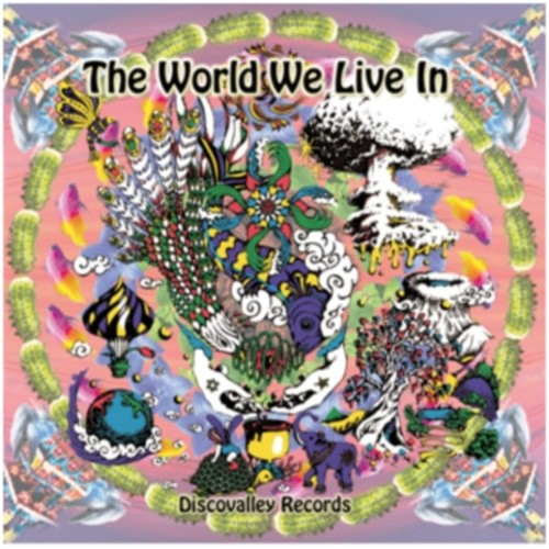 Discovalley Records - .Various - The World We Live In