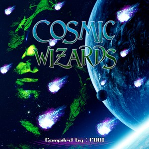 Green Wizards Records - .Various - Cosmic Wizards