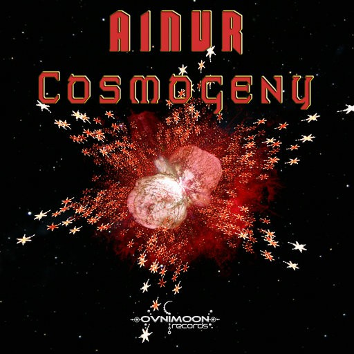 Ovnimoon Records - AINUR - Cosmogeny (Digital EP)