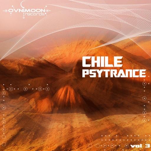 Ovnimoon Records - .Various - Chile Psytrance Volume 3 (digital EP)