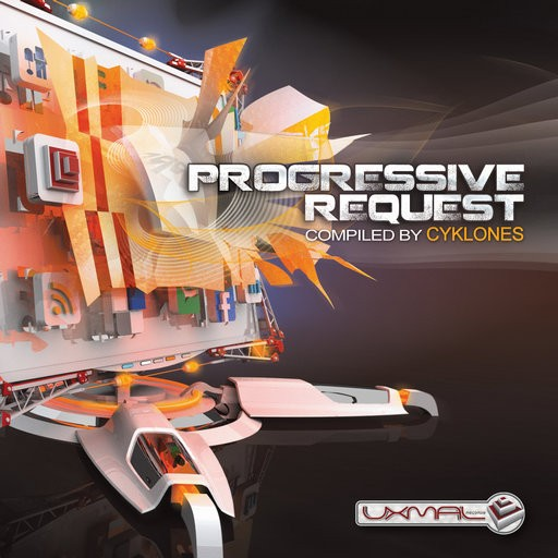 Uxmal Records - .Various - Progressive Request
