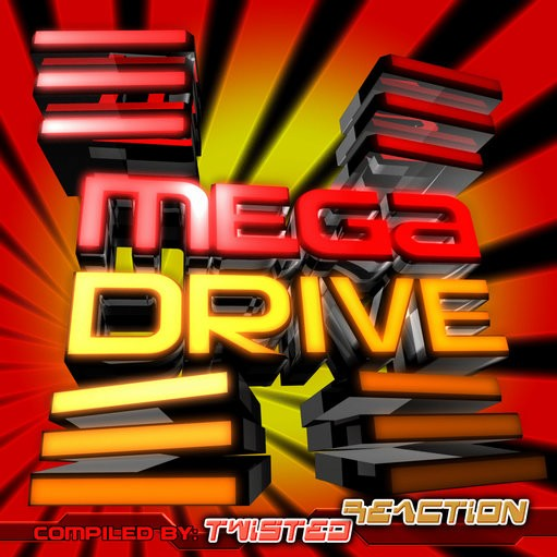 Geomagnetic.tv - .Various - Mega Drive