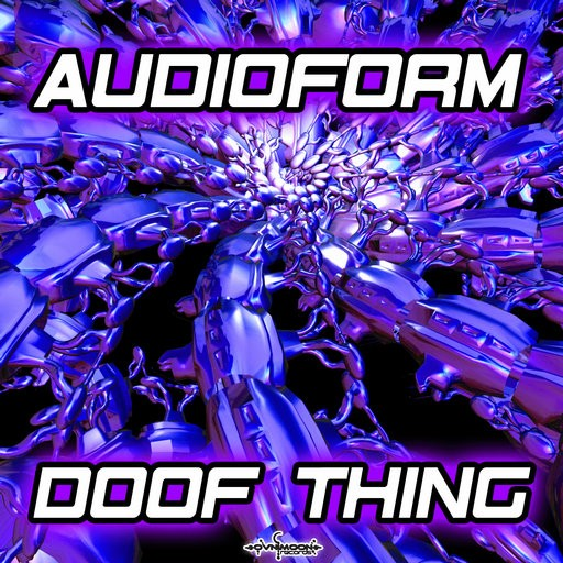 Ovnimoon Records - AUDIOFORM - Doof Thing (Digital EP)
