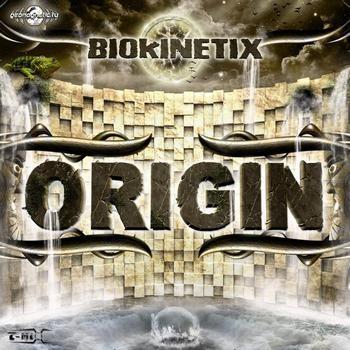 Geomagnetic.tv - BIOKINETIX - Origin (Digital EP)