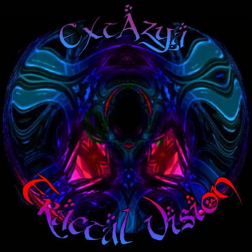 D-A-R-K- Records - EXTAZIA - Fractal Vision