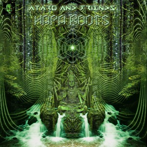 Green Wizards Records - ATARO AND FRIENDS - Hapa Roots