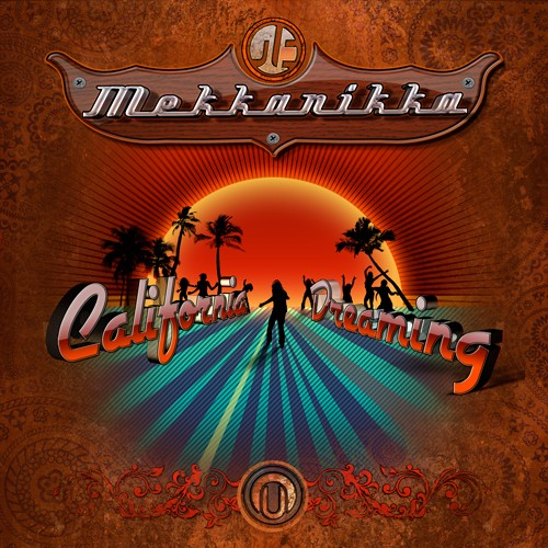 United Beats Records - MEKKANIKA - California Dreaming