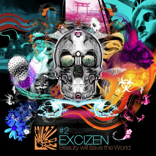 Soundmute Recordings - EXCIZEN - Beauty Will Save The World