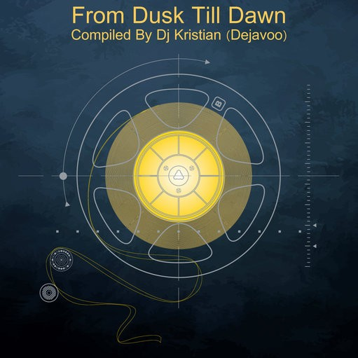 DNA Records - .Various - From Dusk Till Dawn