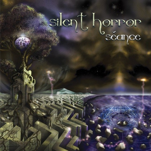 Devils Mind Records - SILENT HORROR - Seance