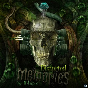 Biomechanix Records - K LAPSO - Distorted memories